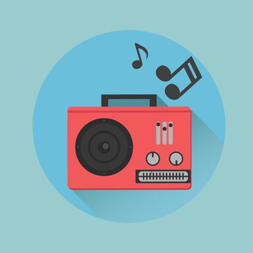 ברדיו ובטלוויזיה